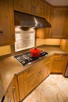 Encircle Design And Build Portland Oregon Modern Kitchen