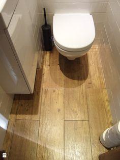 łazienka z imitacja drewna na podłodze - Szukaj w Google