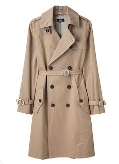 A.P.C. Trench $500