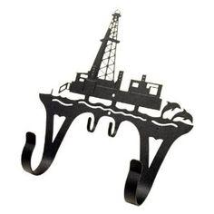 OFFSHORE Oil Rig Coat Hook
