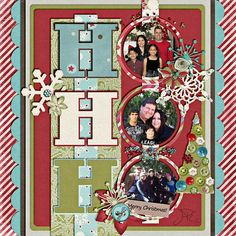 A Project by lilbluekitty from our Scrapbooking Gallery originally submitted 12/12/11 at 12:35 AM
