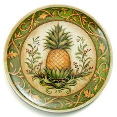 Pineapple, Susan Winget