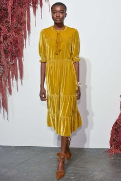 Velvet boho dress tutorial on blog.Fabric.com