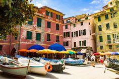 Cinque Terre Vernazza Guide Itinerary