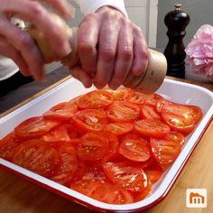 Crumble de tomates : Recette de Crumble de tomates - Marmiton