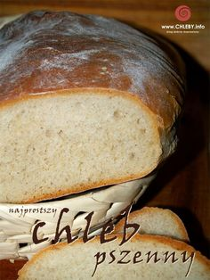 Chleby.info: Najprostszy chleb pszenny