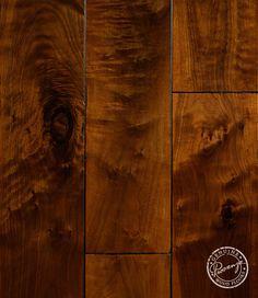 "Provenza Floors, FIESTA FIRE 197, Walnut 1/2"" engineered (available at Summit Custom Hardwood)"