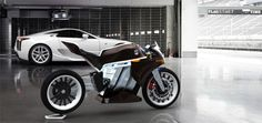 M2 electric motorcycle