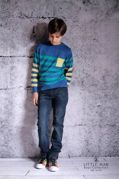 Boys Lookbook | New Collection FW 14-15 by ZEN