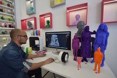 Il vostro clone in 3D? A Bari lo fa un negozio in centro - 1 di 1 - Bari - Repubblica.it