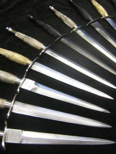 Custom F~S Knives - The Fairbairn Sykes Fighting Knives