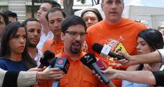 El primer vicepresidente de la AN, Freddy Guevara, adelantó que este miércoles 28 de junio la MUD realizará dos trancazos en diferentes horarios, cada uno