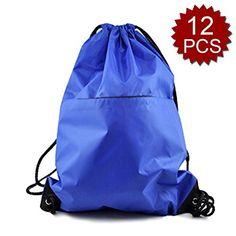 3717ca4a312b Custom Waterproof Drawstring Bag