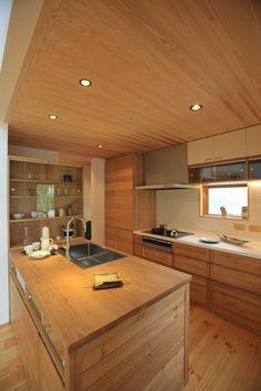 Tiny House Kitchen, Kitchen Display, Home Kitchens, Kitchen Design, Rustic House, Modern Rustic Homes, Kitchen, Home Decor, House Interior