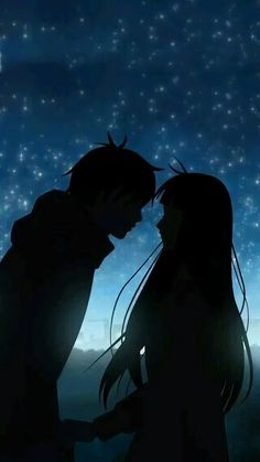 "Saya baru menerbitkan "" ~ Hidup Baru ~ "" bagi cerita saya dalam "" With Him ♡ "". Couple Amour Anime, Couple Anime Manga, Anime Cupples, Anime Music, Anime Love Couple, Cute Anime Couples, Kawaii Anime, Anime Guys, Kimi Ni Todoke"