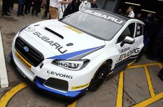 Once synonymous with forest rallying and Colin McRae, the Subaru name is returning to motorsport in the British Touring Car Championship with the Levorg estate Colin Mcrae, Subaru, Touring, British, Racing, Seasons, Cars, Vehicles, Running