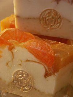 MoonaLisa  Christmas Coconut soap!
