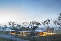 Gallery of Fazenda Boa Vista – Equestrian Center Clubhouse / Isay Weinfeld - 1
