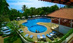 The Travancore Heritage located at Chowara - south of Kovalam, near Trivandrum, Kerala, India.