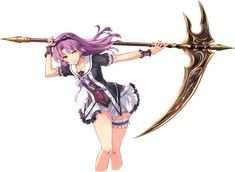 Kawaii Anime Girl, Anime Girls, Trails Of Cold Steel, Character Art, Character Design, The Legend Of Heroes, Mother And Father, Soldiers, Anime Characters