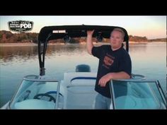 Pontoon and Deck Boat Reviews a Hurricane SunDeck 2400 OB