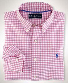 Details about Polo Ralph Lauren Men's Long Sleeve Oxford Button ...