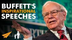 Warren Buffett's Most Inspirational Speeches - #MentorMeWarren