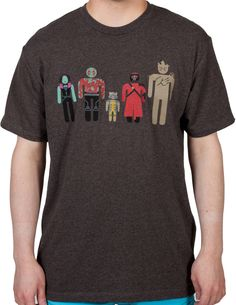 Characters Guardians of the Galaxy Shirt  -  #guardiansofthegalaxy #marvelcinematicuniverse #kurttasche