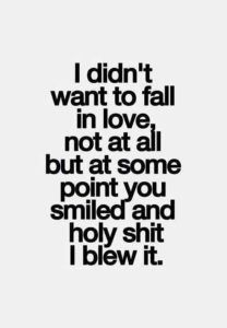 flirting quotes to girls without love lyrics clean