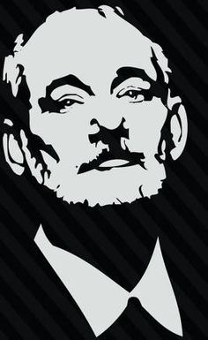 "the Chive ""Authentic"" BFM Sticker Bill Murray"
