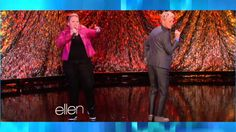 Memorable Moment: Ellen and Rebel Wilson Do 'Shoop'. Loved this from her comedy, but this time it's with Rebel Wilson. Right???? LOL