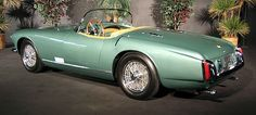 1957 Aston Martin DB2/4 MK II Touring Spyder