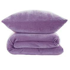 Ložní povlečení z mikroplyše fialové - mikroplyš - nejmodernější současný materiál příjemně hřeje a výborně udržuje teplo nežehlí se nežmolkuje se a nepouští vlákna vhodné i pro alergiky Úžasně hebouč Throw Pillows, Toss Pillows, Cushions, Decorative Pillows, Decor Pillows, Scatter Cushions