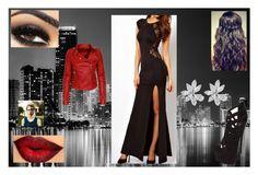 """Prom Dress: Wanda Maximoff"" by chesney-kuper ❤ liked on Polyvore"