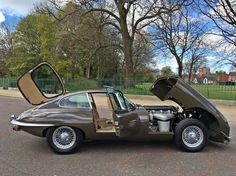 1969 Jaguar 'E' TYPE Series 2 4.2 FHC Coupe - RHD - MATCHING NUMBERS   eBay