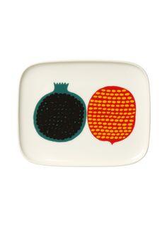 Plates & side dishes from Iittala, Rörstrand, Marimekko Rectangle Plates, Square Plates, Side Plates, Scandinavian Interior Design, Nordic Design, Scandinavian Pattern, Marimekko, Scandinavia Design, You Draw