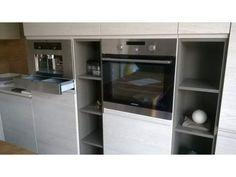 Cucina Tablet.go di Veneta Cucine con anta link in finitura rovere ...
