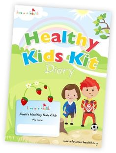 Love Our Health - nutrition info and games for kids. Great 12 week lesson plan  resources for classroom.