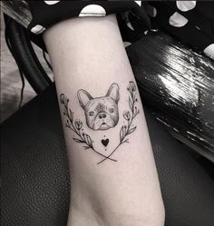 Meaningful The Best 30 Pet Memorial tattoo dogs design ideas