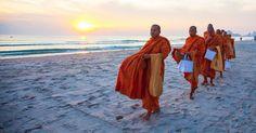 Таиланд оказался самой религиозной страной мира  Авиабилеты Москва - Бангкок от 24000 руб.  Согласно опросу проведенному WIN/Gallup International Таиланд оказался самой религиозной страной в мире. 94% проживающих в Таиланде респондентов назвали себя верующими 1%  атеистами.  На втором месте  Армения Бангладеш Грузия и Марокко (по 93% верующих респондентов). Среди наименее религиозных стран  Нидерланды (26%) Чехия (23%) Швеция (19%) Япония (13%) и Китай (7%).  Всего в исследовании приняли…