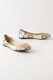 flats go with anything!