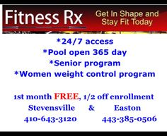 Summer membership deal ends soon.  Women ONLY Body Transformation price increases soon.  Act now!