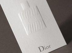 Mouillettes institutionnelles Dior