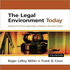 Free download microeconomics 10th edition bestseller educational the legal environment today business in its ethical regulatory e commerce and global setting 7th fandeluxe Gallery