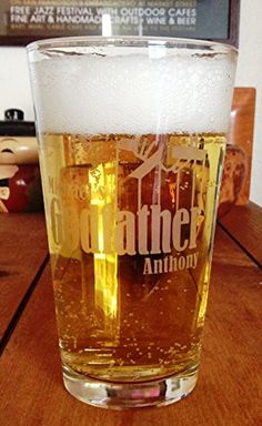 One-Pint Beer Glass for Godparents; Personalized Gift for Baptism or First Communion Godparent baptism gifts http://www.amazon.com/dp/B00L6OVDTQ/ref=cm_sw_r_pi_dp_f7lfub1SRA3RY