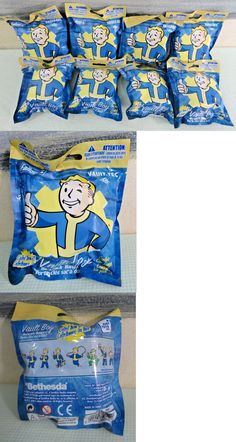 Sonic 158768: Blind Bag Lot Of 8 Fallout 4 Backpack Hangers Vault Boy *Brand New Nip!* -> BUY IT NOW ONLY: $38 on eBay!