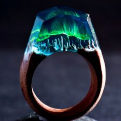 Aurora Borealis. I want it!