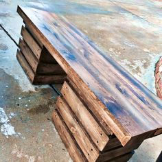 rustic dining bench 2013.71 www.thedoretolawrence.com