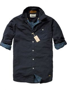 EASY-TO-WEAR LONG-SLEEVED SHIRT - Scotch & Soda