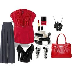 Ready in Red
